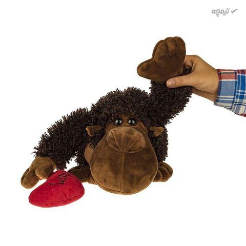 عروسک پالیز مدل Gorilla طول 22.5 سانتی متر