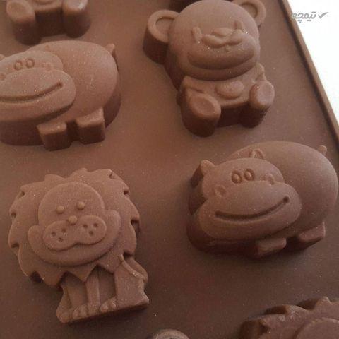 قالب شکلات مدل فستیوال کد YG-65