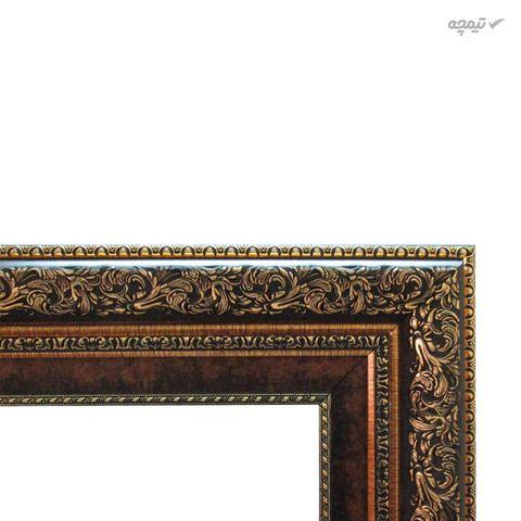 تابلو فرش ماشینی ماندگار طرح کوچه باغ کد 1877A
