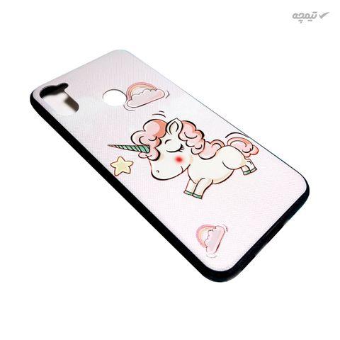 کاور گوشی موبایل طرح یونیکورن کد CO968 مناسب برای گوشی موبایل سامسونگ Galaxy A11