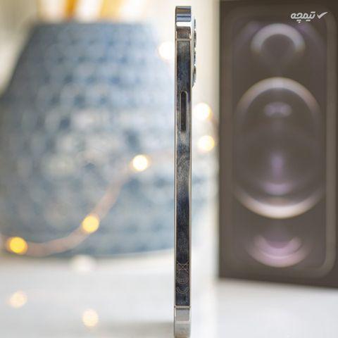 گوشی موبایل اپل مدل iPhone 12 A2404 دو سیمکارت، ظرفیت 256 گیگابایت
