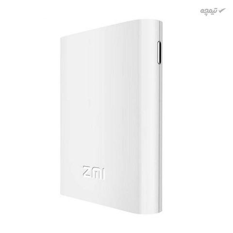مودم 3G و 4G قابل حمل زد ام آی بی سیم و با سیم مدل ZMI MF855