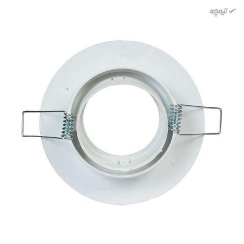 قاب هالوژن کد 63 ABS MAT بسته 10عددی