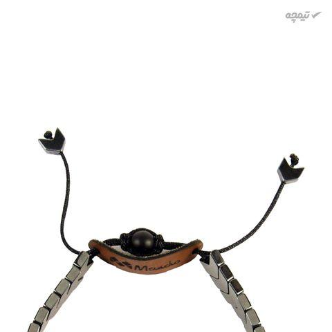 دستبند طلا 18 عیار مانچو مدل bfg052