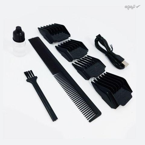 ماشین اصلاح موی سر و صورت جیمی مدل GM-6609، بی سیم