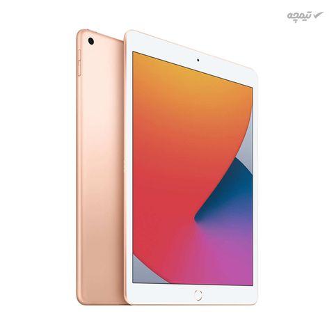 تبلت 10.2 اینچی اپل مدل iPad 10.2 inch 2020 4G/LTE با ظرفیت 128 گیگابایت