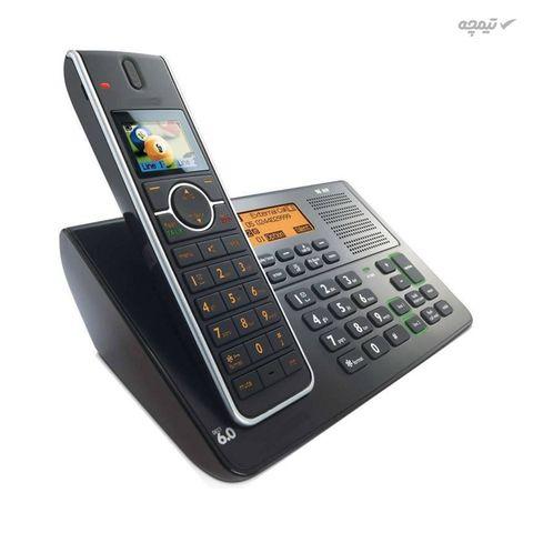 تلفن بیسیم دوخط مدل SE6591B