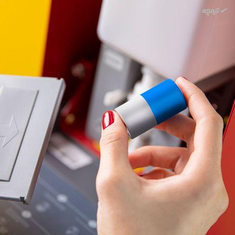 دستگاه ضدعفونی کننده دست گاردنیا مدل HS1300