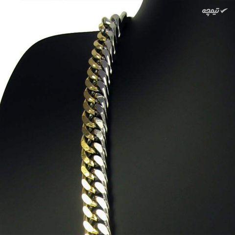 گردنبند مردانه مانچو مدل SF012