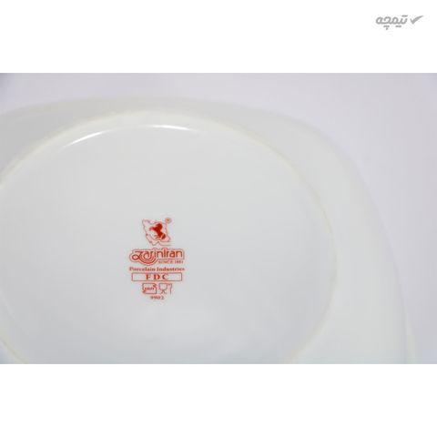 سوپ خوری چینی زرین مدل کواترو
