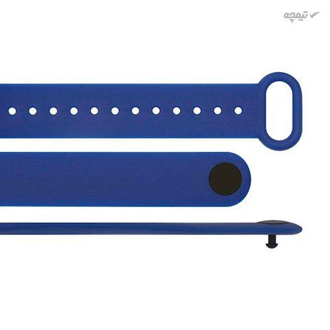 بند مدل AR50 مناسب برای مچ بند هوشمند شیائومی Mi band 3