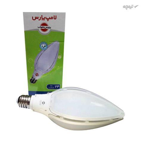 لامپ ال ای دی 80 وات پارس شهاب مدل اولیور پایه E40