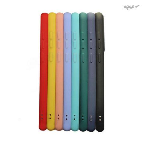 کاور گوشی موبایل مدل LNZ12 مناسب برای سامسونگ Galaxy A01