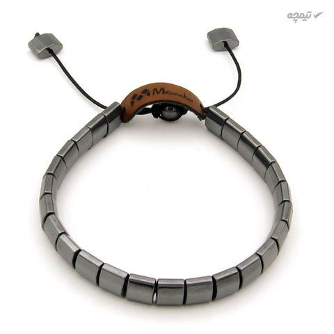 دستبند مردانه مانچو مدل bf527