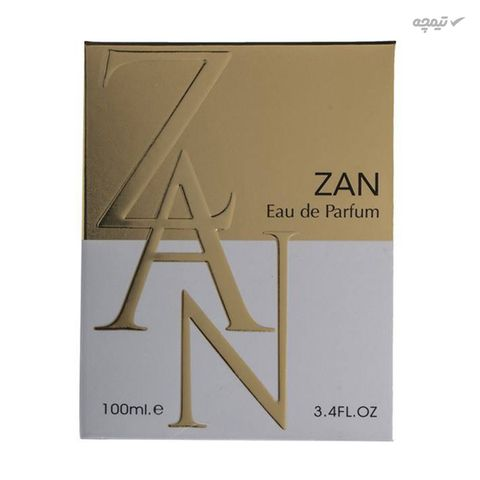 ادو پرفیوم زنانه فراگرنس ورد مدل Zan حجم 100 میلی لیتر