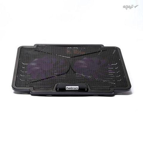 پایه خنک کننده هترون مدل HCP-110 مناسب برای لپ تاپ های تا 17 اینچی