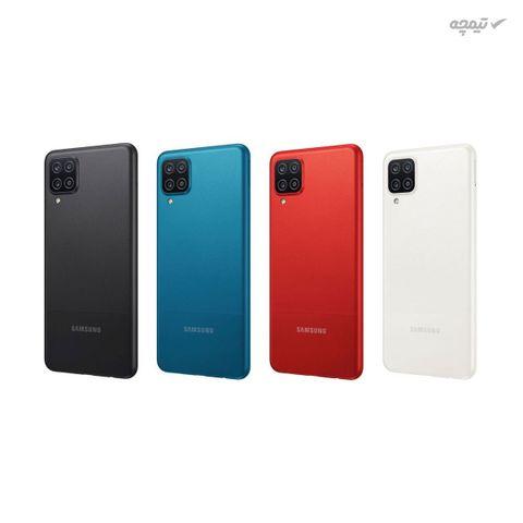 گوشی موبایل سامسونگ مدل Galaxy A12 دو سیم کارت، ظرفیت 64گیگابایت با رم 4 گیگابایت