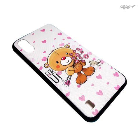 کاور گوشی موبایل طرح خرس کد CO939 مناسب برای گوشی موبایل سامسونگ Galaxy A01