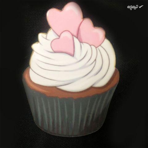 مگنت مدل کاپ کیک 3 قلب کد wmch