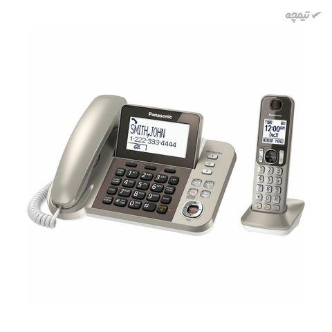 تلفن دو گوشی پاناسونیک مدل KX-TGF350