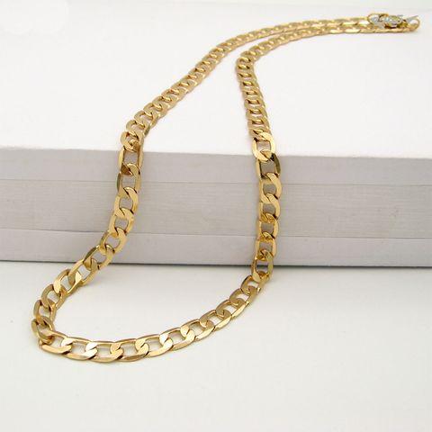 زنجیر مردانه مانچو مدل sf018