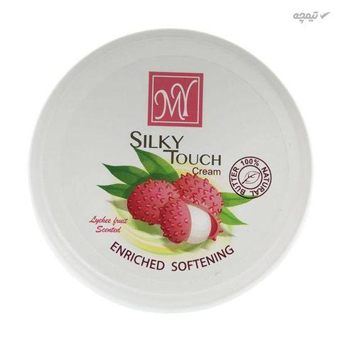 کرم مرطوب کننده مای مدل Silky Touch حجم 200 میلی لیتر