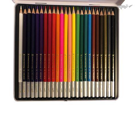 مداد رنگی 24 رنگ اونر مدل Robots f141724