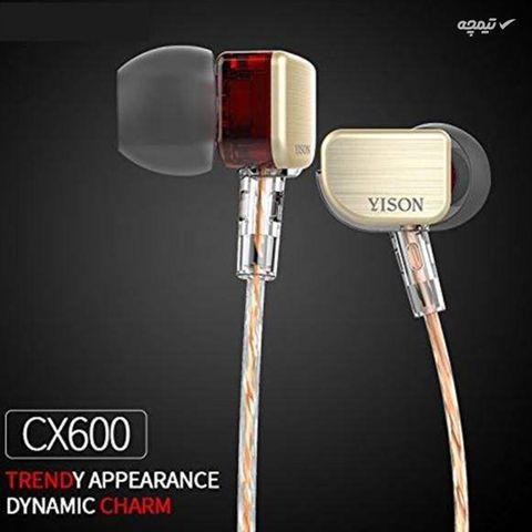هدفون وایسون مدل X600، با سیم