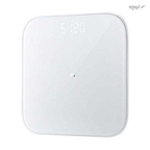 ترازوی هوشمند شیائومی مدل Mi-Smart-Scale2 با توان تحمل 150 کیلوگرم