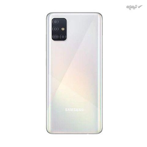 گوشی موبایل سامسونگ مدل Galaxy A51  دو سیم کارت، ظرفیت 256 گیگابایت با رم 8 گیگابایت
