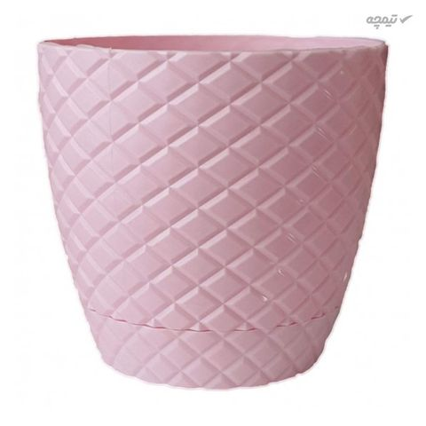 گلدان پلاستیکی مدل ananas2