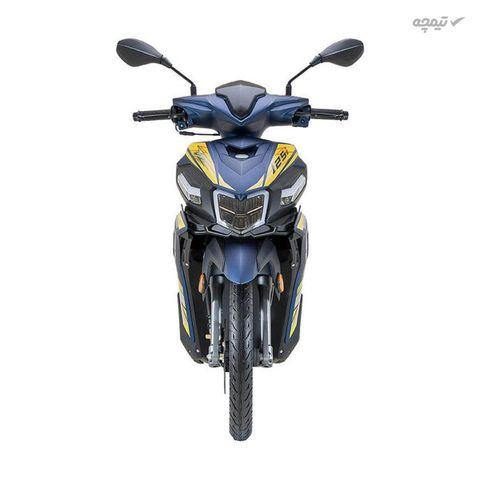 موتورسیکلت بنلی مدل وی زد 125 سی سی سال 1399