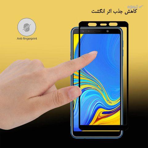 محافظ صفحه نمایش سرامیکی هورس مدل CMC-H مناسب برای گوشی موبایل سامسونگ Galaxy J6 Plus