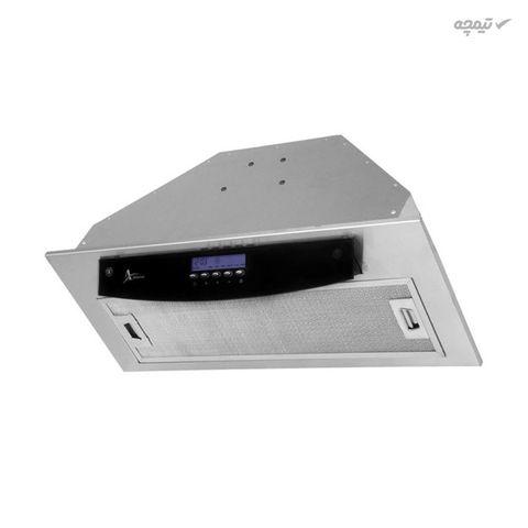 هود مخفی اخوان مدل H64TP سایز 70 با کلید فشاری