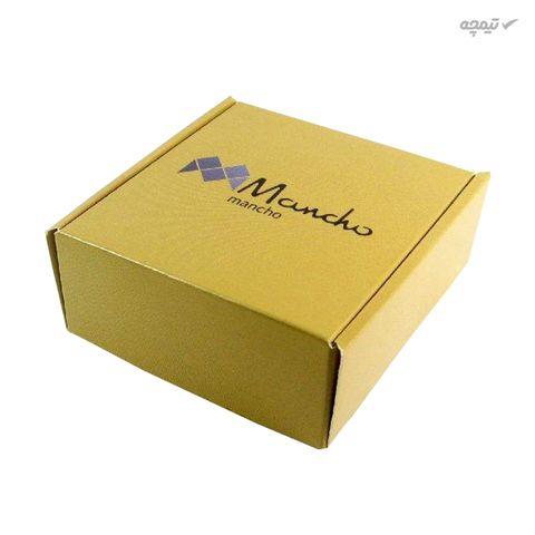 گوشواره طلا 18 عیار زنانه مانچو مدل efgs001