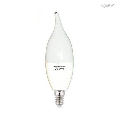 لامپ ال ای دی 7 وات آیلا مدل KN12 اشکی پایه E14