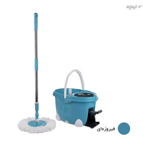 ست سطل و زمین شوی همارا مدل Rotating Bucket 8699