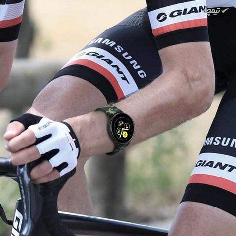 بند مدل FS6-R820 مناسب برای ساعت هوشمند سامسونگ Galaxy Watch Active 2