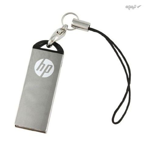 فلش مموری اچ پی مدل v220w طراحی جدید ظرفیت 32 گیگابایت با رابط USB 2.0