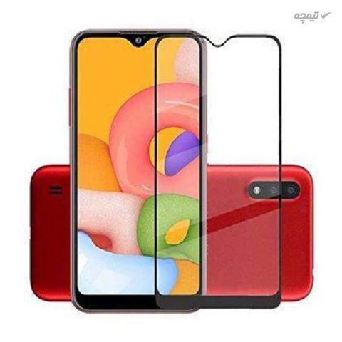 محافظ صفحه نمایش سرامیکی مدل YGL-S مناسب برای گوشی موبایل سامسونگ Galaxy A01