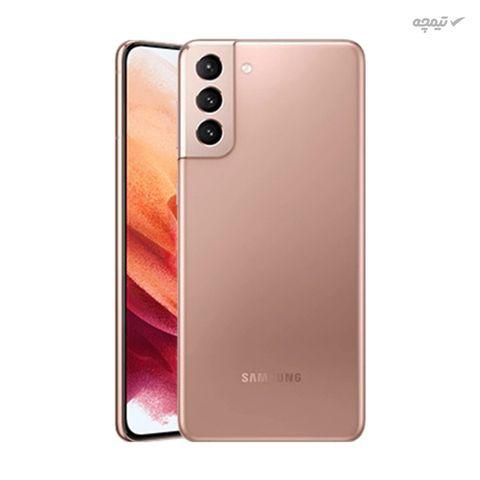 گوشی موبایل سامسونگ مدل Galaxy S21+ 5G تک سیم کارت، ظرفیت 256 گیگابایت با رم 8 گیگابایت