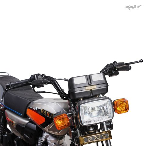 موتورسیکلت سحر مدل آر ان ام اس 125سی سی سال 1399