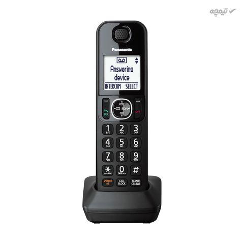 تلفن دو گوشی بیسیم پاناسونیک مدل KX-TGF342