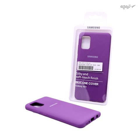 کاور گوشی موبایل مدل SCN1 مناسب برای سامسونگ Galaxy A51